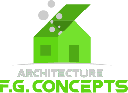 FG Concepts – Architecture Logo